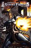 Cover for Jurassic Strike Force 5 (Zenescope Entertainment, 2011 series) #2 [Cover B Caio Cacau]