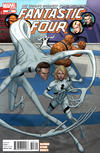 Cover for Fantastic Four (Marvel, 2012 series) #603