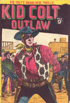 Cover for Kid Colt Outlaw (Horwitz, 1952 ? series) #44