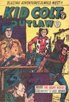 Cover for Kid Colt Outlaw (Horwitz, 1952 ? series) #41