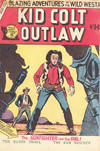 Cover for Kid Colt Outlaw (Horwitz, 1952 ? series) #14