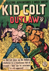 Cover for Kid Colt Outlaw (Horwitz, 1952 ? series) #43