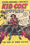 Cover for Kid Colt Outlaw (Horwitz, 1952 ? series) #29