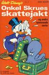 Cover for Donald Pocket (Hjemmet / Egmont, 1968 series) #[2] - Onkel Skrues skattejakt [2. opplag]