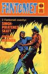 Cover for Fantomet (Romanforlaget, 1966 series) #25/1972