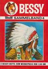 Cover for Bessy Sammelband (Bastei Verlag, 1966 ? series) #4