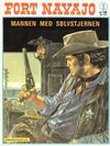 Cover for Fort Navajo (Romanforlaget, 1972 series) #1 - Mannen med sølvstjernen