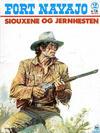 Cover for Fort Navajo (Nordisk Forlag, 1973 series) #2 - Siouxene og jernhesten