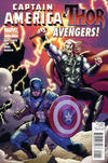 Cover for Captain America & Thor!: Avengers (Marvel, 2011 series) #1