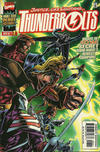 Cover for Thunderbolts (Marvel, 1997 series) #1 [Direct Edition]