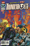 Cover for Thunderbolts (Marvel, 1997 series) #2 [Cover B]