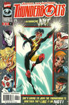 Cover for Thunderbolts (Marvel, 1997 series) #4 [Direct Edition]