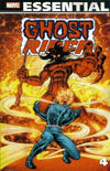 Cover for Essential Ghost Rider (Marvel, 2005 series) #4