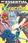Cover for Essential X-Factor (Marvel, 2005 series) #3