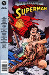 Cover Thumbnail for The Death of Superman (1993 series)  [Newsstand]