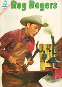 Cover Thumbnail for Roy Rogers (Editorial Novaro, 1952 series) #157