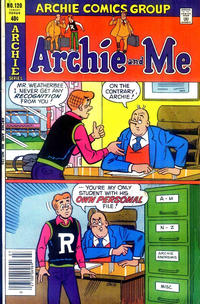 Cover Thumbnail for Archie and Me (Archie, 1964 series) #120