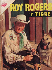 Cover Thumbnail for Roy Rogers (Editorial Novaro, 1952 series) #46