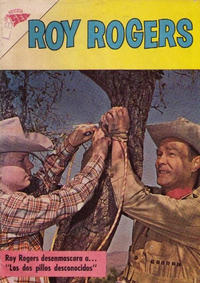 Cover Thumbnail for Roy Rogers (Editorial Novaro, 1952 series) #123