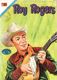 Cover Thumbnail for Roy Rogers (Editorial Novaro, 1952 series) #261