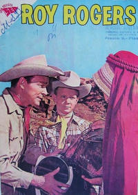 Cover Thumbnail for Roy Rogers (Editorial Novaro, 1952 series) #109