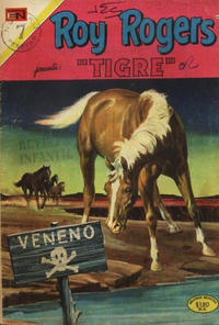 Cover Thumbnail for Roy Rogers (Editorial Novaro, 1952 series) #245