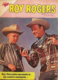 Cover Thumbnail for Roy Rogers (Editorial Novaro, 1952 series) #112