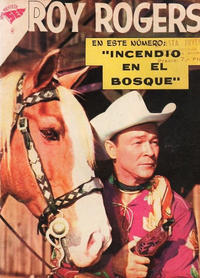 Cover Thumbnail for Roy Rogers (Editorial Novaro, 1952 series) #82