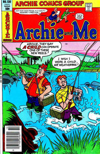 Cover Thumbnail for Archie and Me (Archie, 1964 series) #130