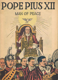 Cover Thumbnail for Pope Pius XII (Catechetical Guild Educational Society, 1950 series)