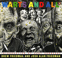 Cover Thumbnail for Warts and All (Penguin, 1990 series)