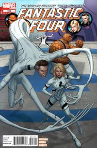 Cover Thumbnail for Fantastic Four (Marvel, 2012 series) #603