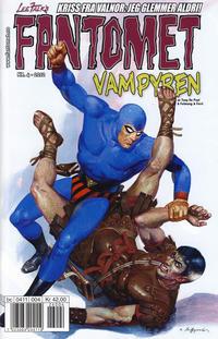 Cover for Fantomet (Hjemmet / Egmont, 1998 series) #4/2012