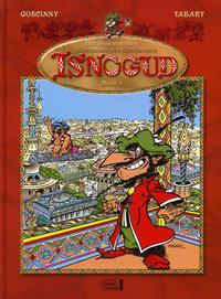 Cover Thumbnail for Die gesammelten Abenteuer des Großwesirs Isnogud (Egmont Ehapa, 2008 series) #1