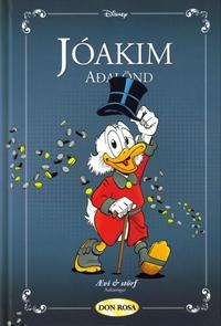 Cover Thumbnail for Jóakim Aðalönd: Ævi og störf (Edda, 2010 series) #2