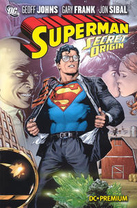 Cover Thumbnail for DC Premium (Panini Deutschland, 2001 series) #77 - Superman: Secret Origin