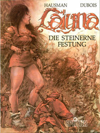 Cover Thumbnail for Laiyna (Splitter, 1988 series) #1 - Die steinerne Festung