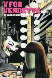 Cover Thumbnail for V for Vendetta (Warner Books, 1990 series)