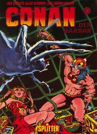 Cover Thumbnail for Conan (Splitter, 1988 series) #2