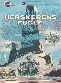 Cover Thumbnail for Linda og Valentin (Carlsen, 1975 series) #3 - Herskerens fugle [3. oplag]