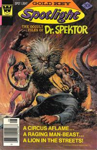 Cover Thumbnail for Gold Key Spotlight (Western, 1976 series) #8 [Whitman]