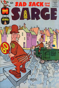 Cover Thumbnail for Sad Sack and the Sarge (Harvey, 1957 series) #31