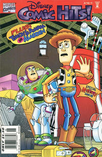 Cover Thumbnail for Disney Comic Hits (Marvel, 1995 series) #9