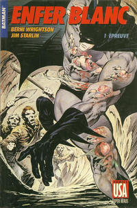 Cover Thumbnail for Super Heros (Comics USA, 1988 series) #12
