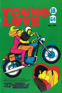 Cover Thumbnail for Young Love (K. G. Murray, 1970 series) #33