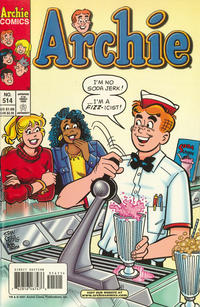 Cover Thumbnail for Archie (Archie, 1959 series) #514