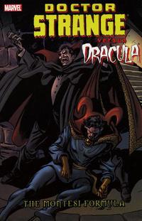 Cover Thumbnail for Dr. Strange vs. Dracula: The Montesi Formula (Marvel, 2006 series)