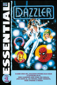 Cover Thumbnail for Essential Dazzler (Marvel, 2007 series) #1