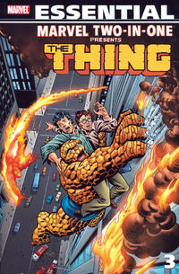 Cover Thumbnail for Essential Marvel Two-In-One (Marvel, 2005 series) #3