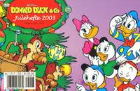 Cover Thumbnail for Donald Duck & Co julehefte (Hjemmet / Egmont, 1968 series) #2003
